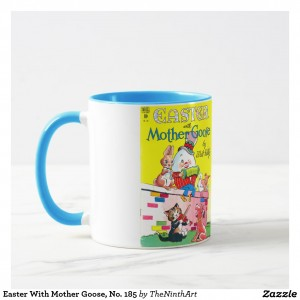 Easter With Mother Goose, No. 185 Coffee Mug